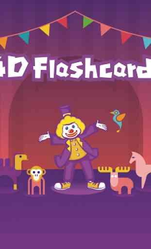 4D Flashcards 4