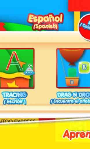 Alfabeto en Español para niños 1