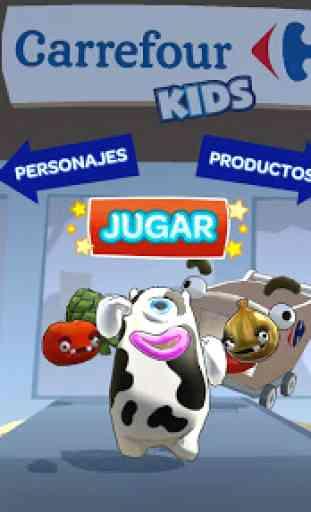 Carrefour Kids 3D 1