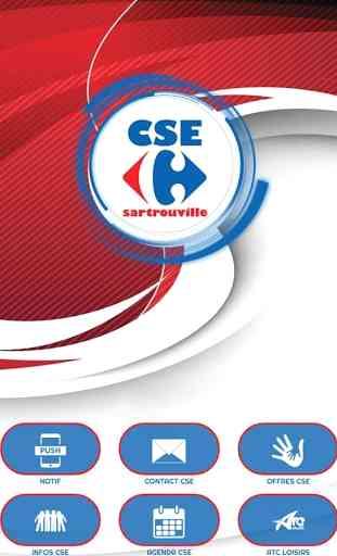 CSE Carrefour Sartr. 1