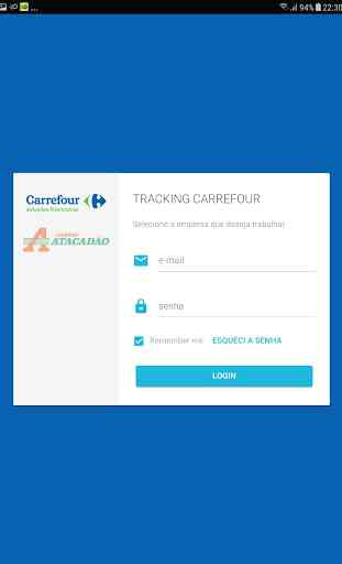 Siffra Carrefour Tracking 3