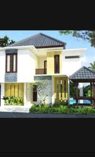 Casa de diseño en 3D 4