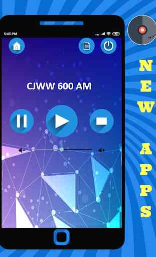 CJWW 600 AM Radio CA Station App Free Online 2