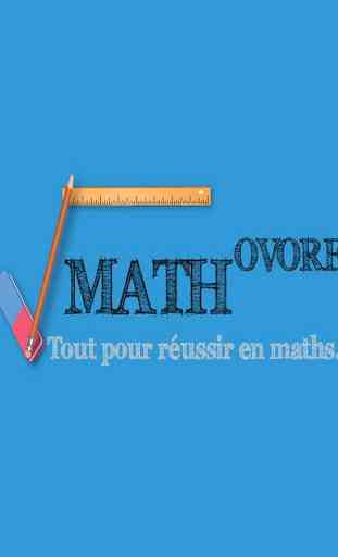 Maths : cours et exercices corrigés 1