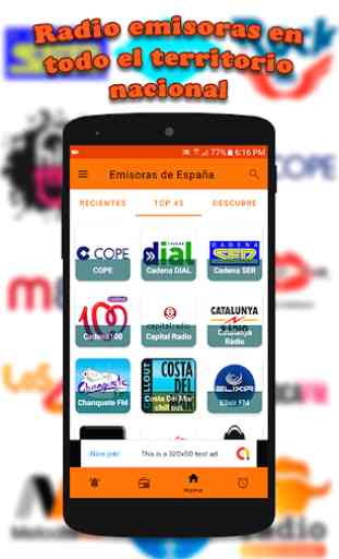 Radio España FM - emisoras online 1
