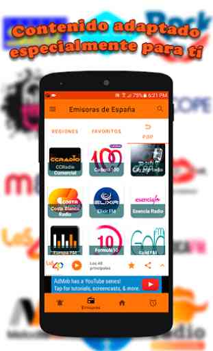 Radio España FM - emisoras online 2