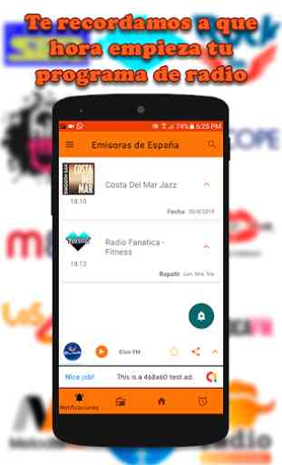 Radio España FM - emisoras online 3