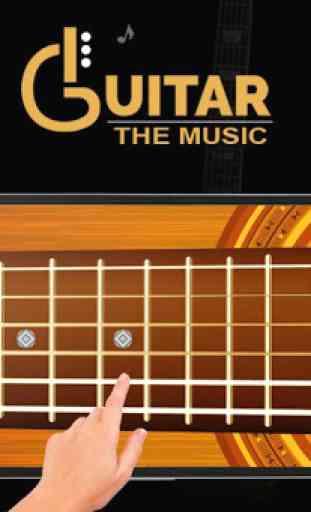 Real Guitar Free - Chords, Tabs & Simulator Games 1