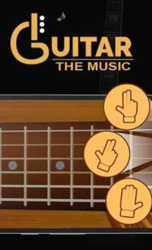 Real Guitar Free - Chords, Tabs & Simulator Games 2