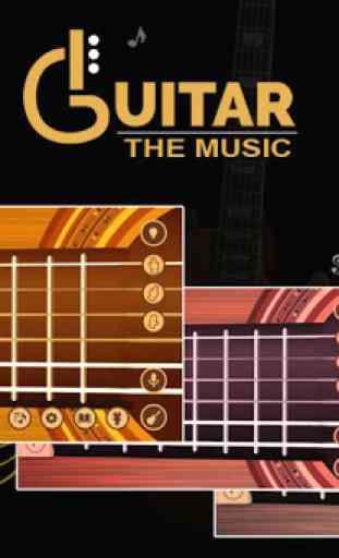 Real Guitar Free - Chords, Tabs & Simulator Games 3
