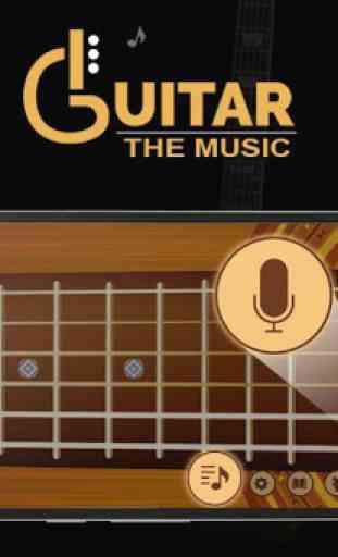 Real Guitar Free - Chords, Tabs & Simulator Games 4