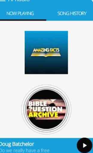 Amazing Facts Radio 3