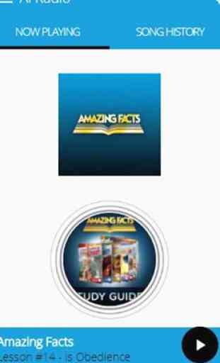 Amazing Facts Radio 4