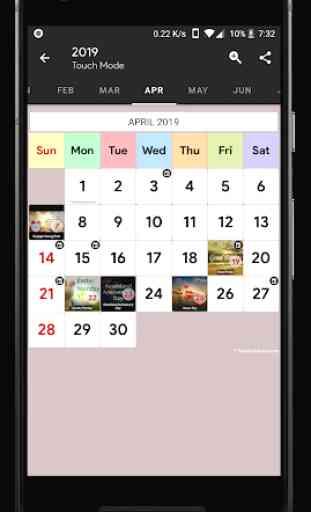 New Zealand Calendar 1