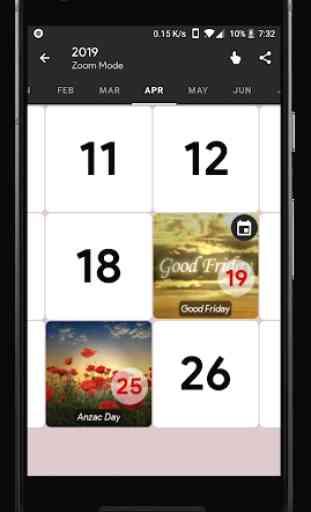 New Zealand Calendar 2