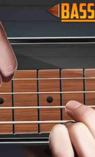 Bass - simulador de guitarra 1