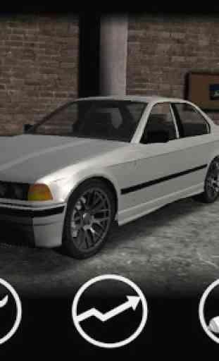 Drifting BMW Car Drift Racing 1