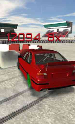 Drifting BMW Car Drift Racing 3