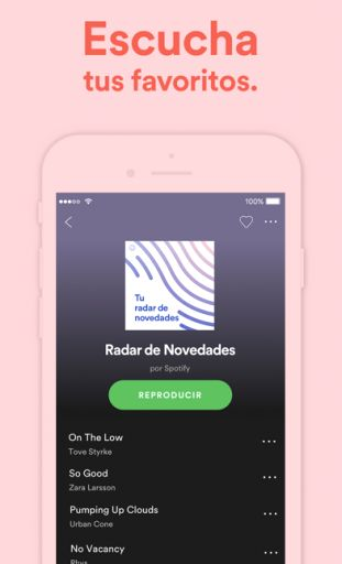 Spotify: música y podcasts 2