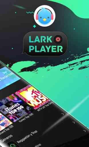 Lark Player——YouTube Música & MP3 Reproductor 2