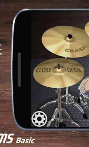 Simple Drums Básica - Batería 1