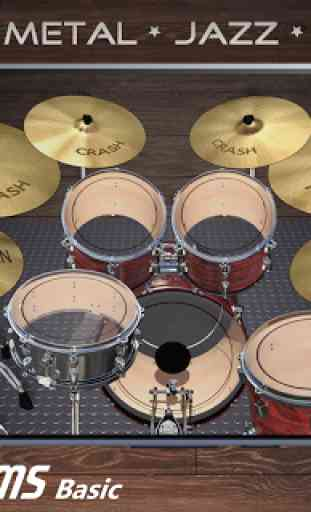 Simple Drums Básica - Batería 4